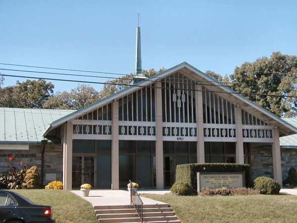1st Church of Christ, Scientist, Arlington