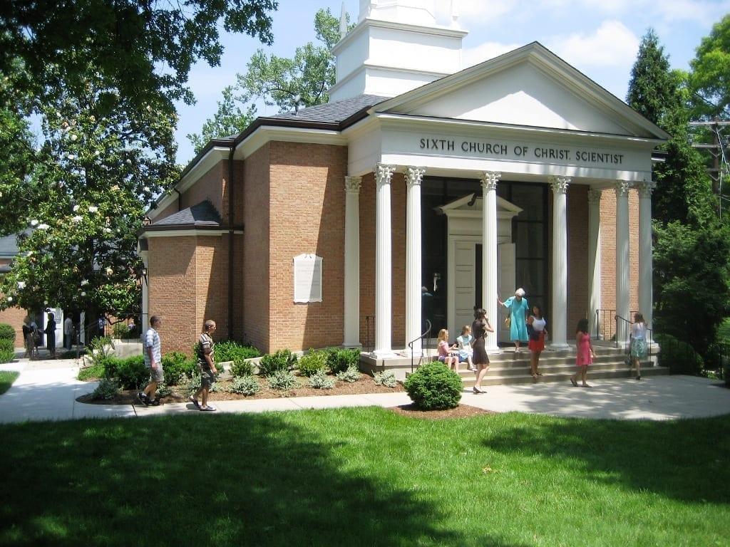 6th Church of Christ, Scientist, Washington